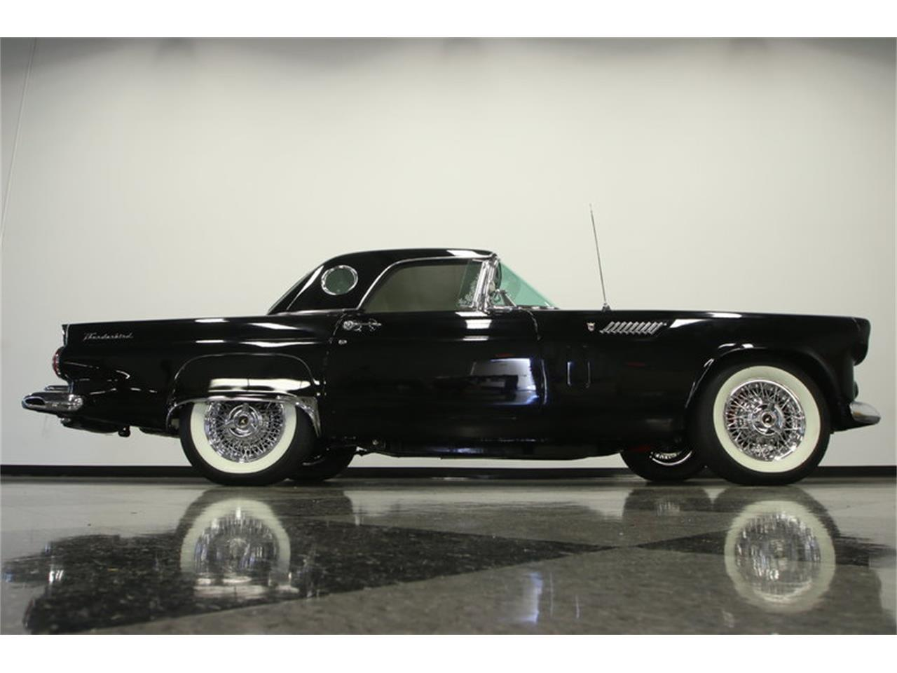 Large Picture of '56 Thunderbird located in Florida Offered by Streetside Classics - Tampa - LEBI