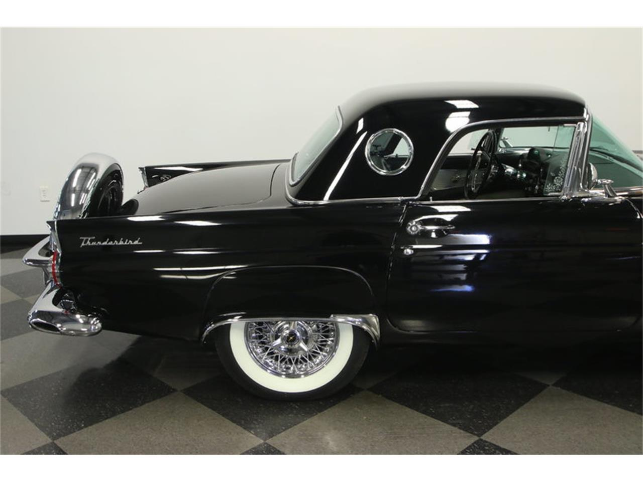 Large Picture of Classic 1956 Ford Thunderbird located in Lutz Florida - LEBI
