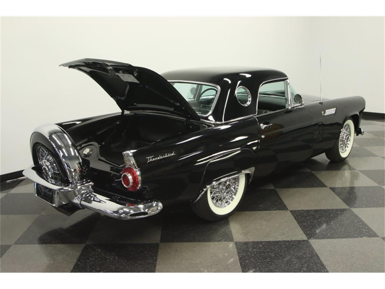 Large Picture of Classic 1956 Thunderbird located in Florida Offered by Streetside Classics - Tampa - LEBI