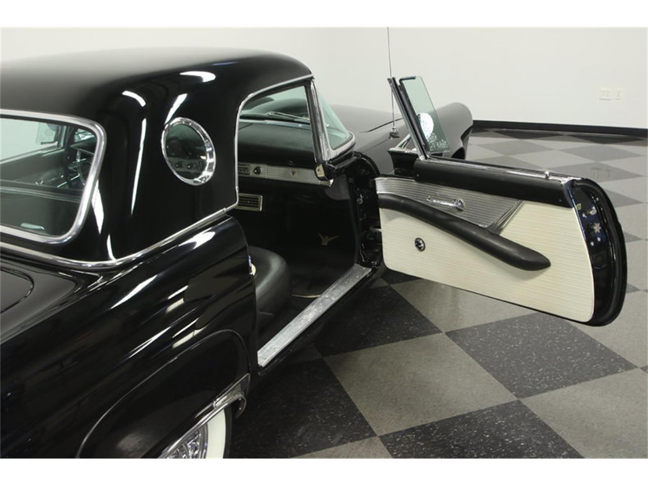 Large Picture of '56 Thunderbird located in Lutz Florida Offered by Streetside Classics - Tampa - LEBI