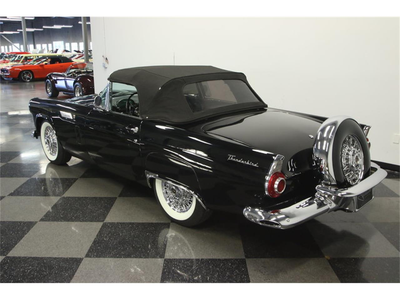 Large Picture of Classic 1956 Thunderbird Offered by Streetside Classics - Tampa - LEBI