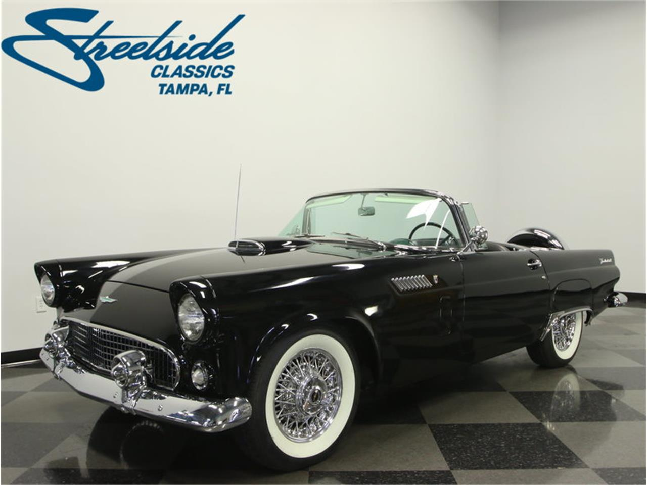 Large Picture of Classic 1956 Ford Thunderbird located in Florida - LEBI