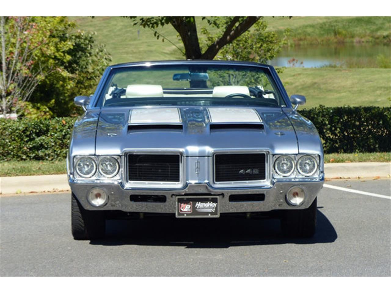 Large Picture of '71 Oldsmobile Cutlass located in North Carolina - $99,990.00 Offered by Hendrick Performance - LEC8