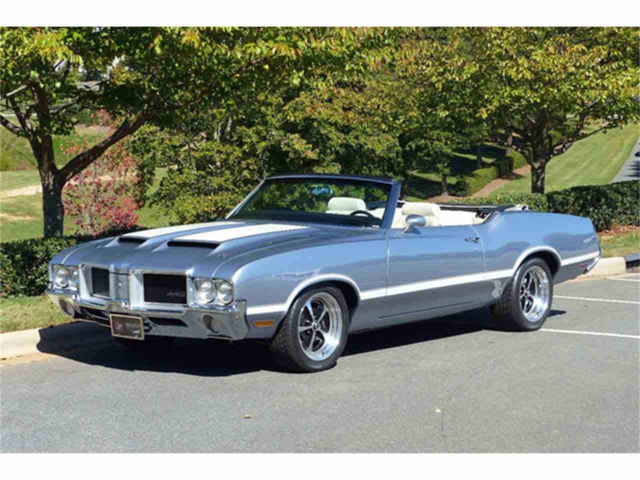 Large Picture of '71 Cutlass - LEC8