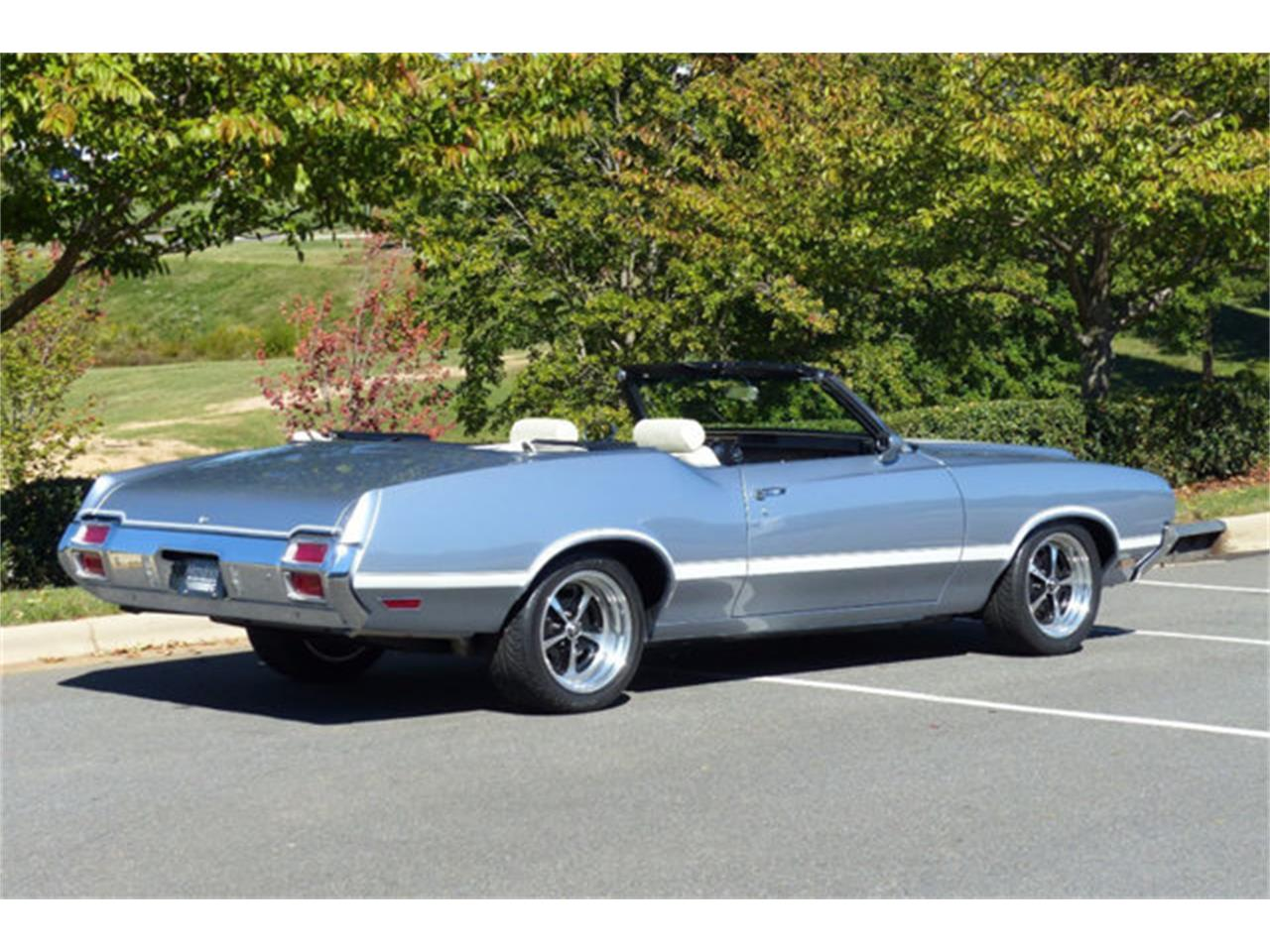 Large Picture of Classic 1971 Cutlass located in North Carolina - $99,990.00 Offered by Hendrick Performance - LEC8
