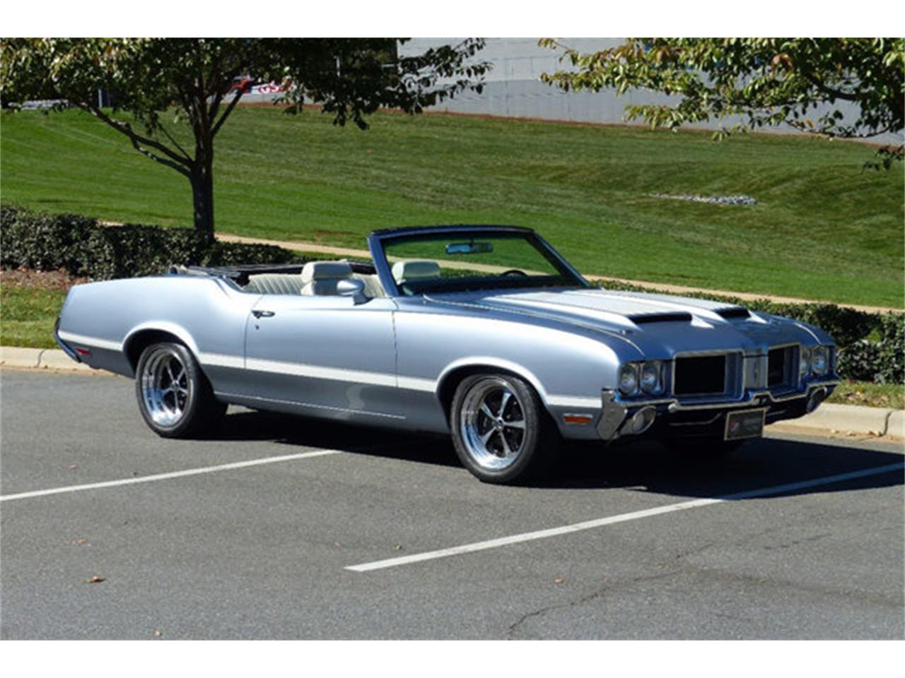 Large Picture of '71 Cutlass located in North Carolina - $99,990.00 - LEC8