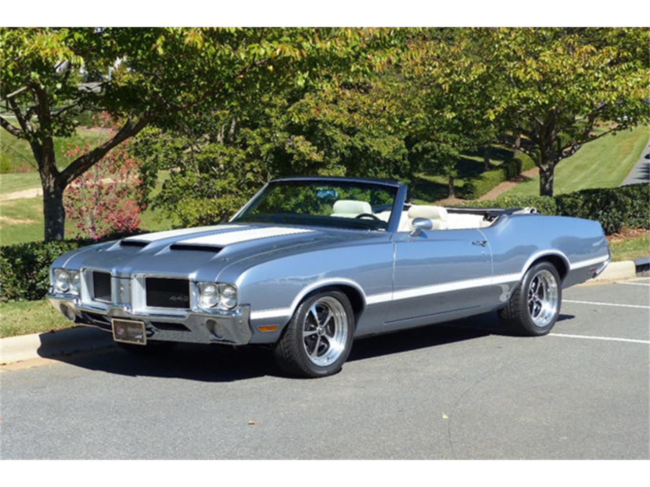 Large Picture of '71 Oldsmobile Cutlass located in North Carolina - LEC8
