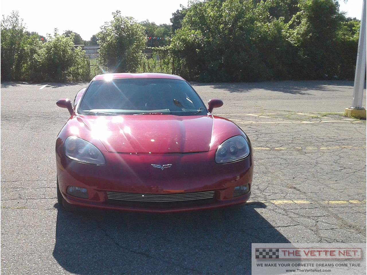 Large Picture of '08 Corvette - LEC9