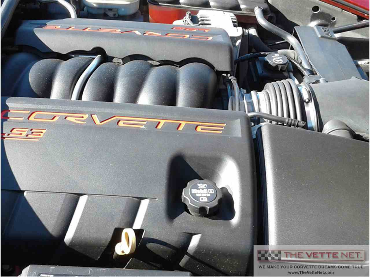 Large Picture of '08 Corvette Offered by The Vette Net - LEC9