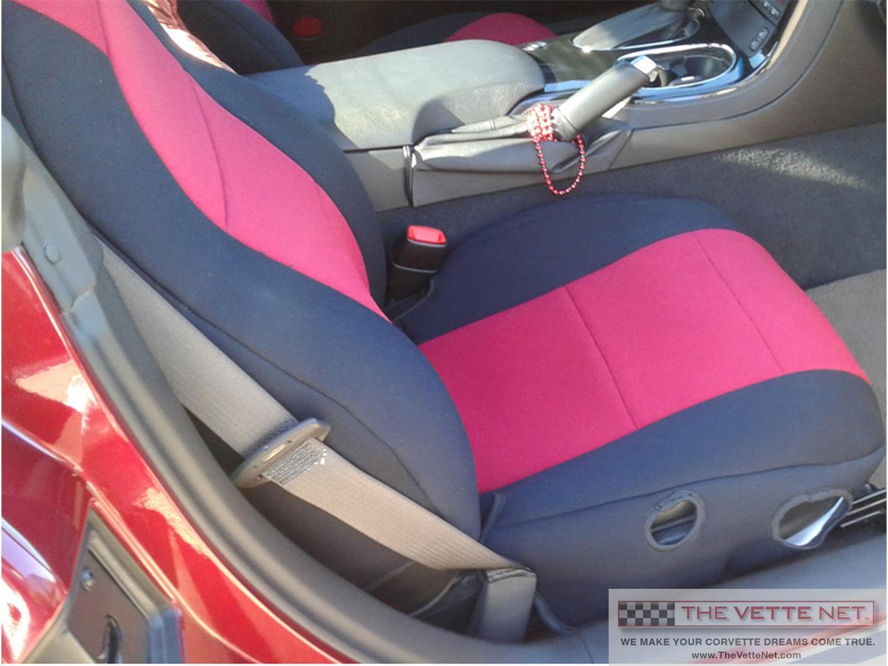 Large Picture of '08 Corvette - LEC9