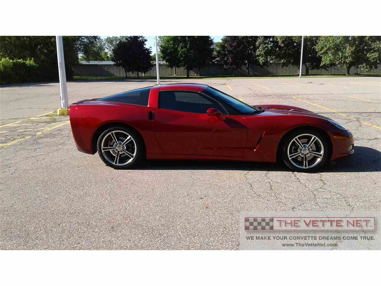 Large Picture of 2008 Corvette located in Sarasota Florida Offered by The Vette Net - LEC9