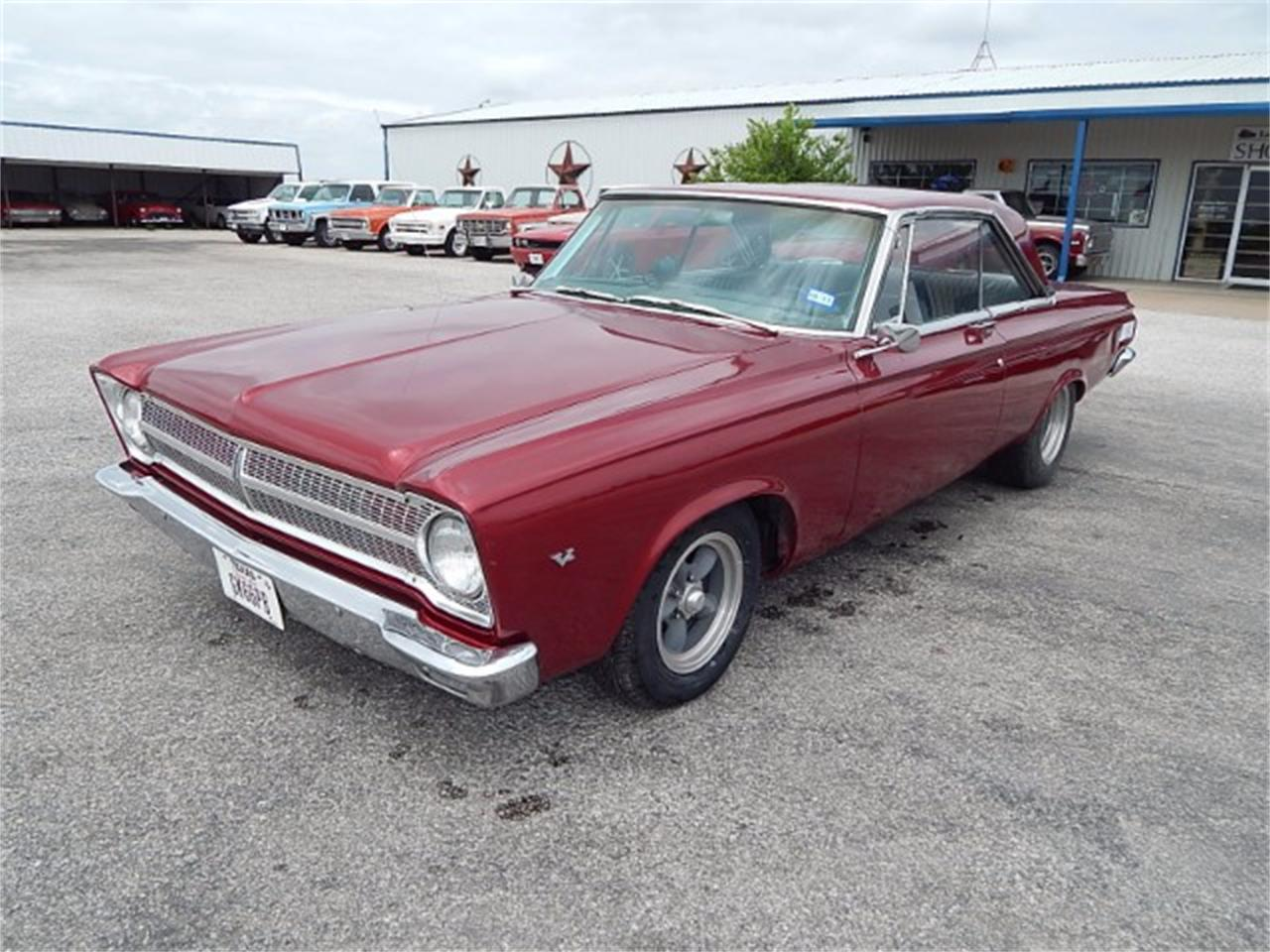 Large Picture of Classic 1965 Plymouth Satellite located in Wichita Falls Texas Offered by Lone Star Muscle Cars - L8JB