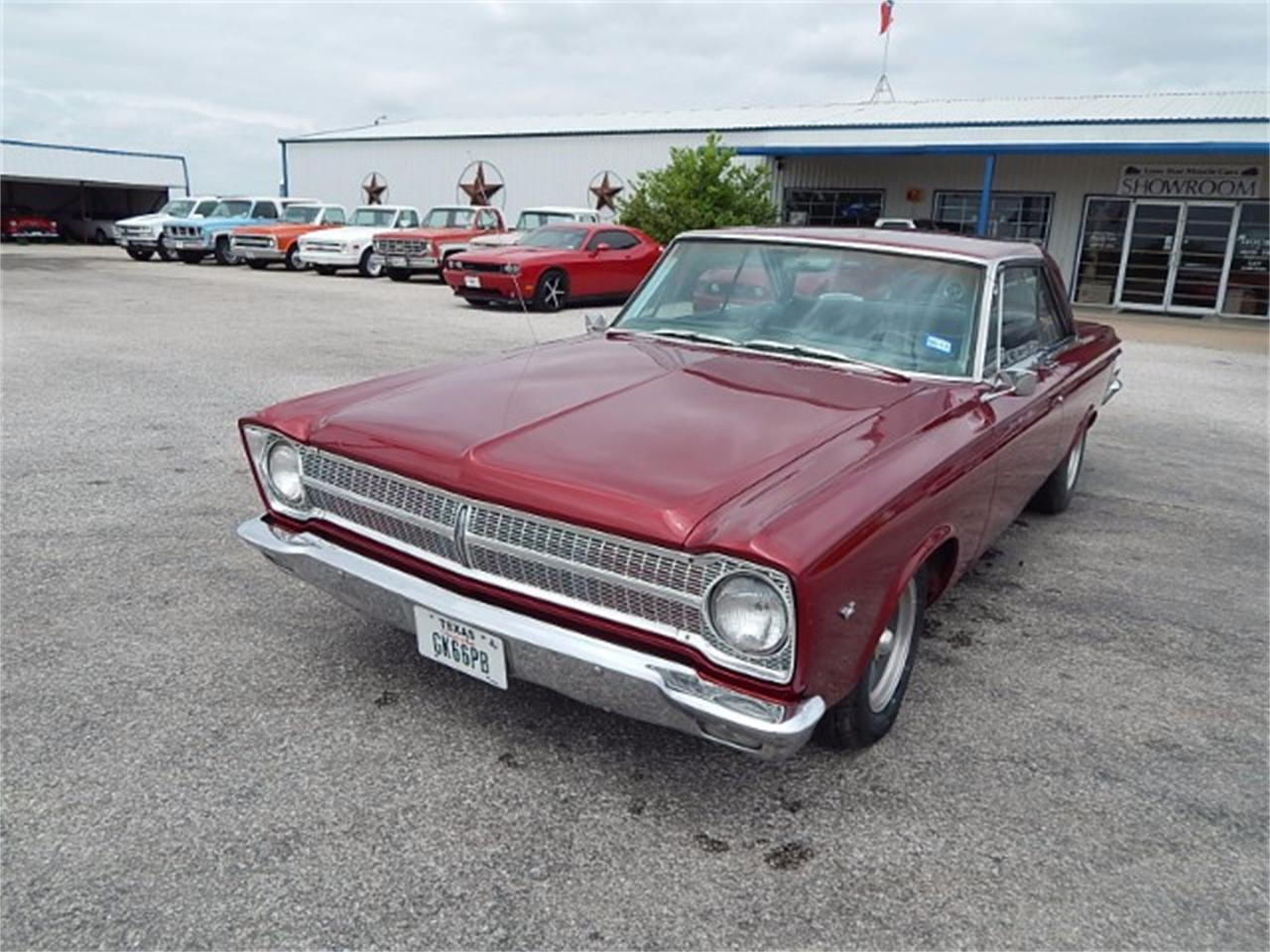 Large Picture of Classic '65 Plymouth Satellite located in Texas - $19,900.00 - L8JB