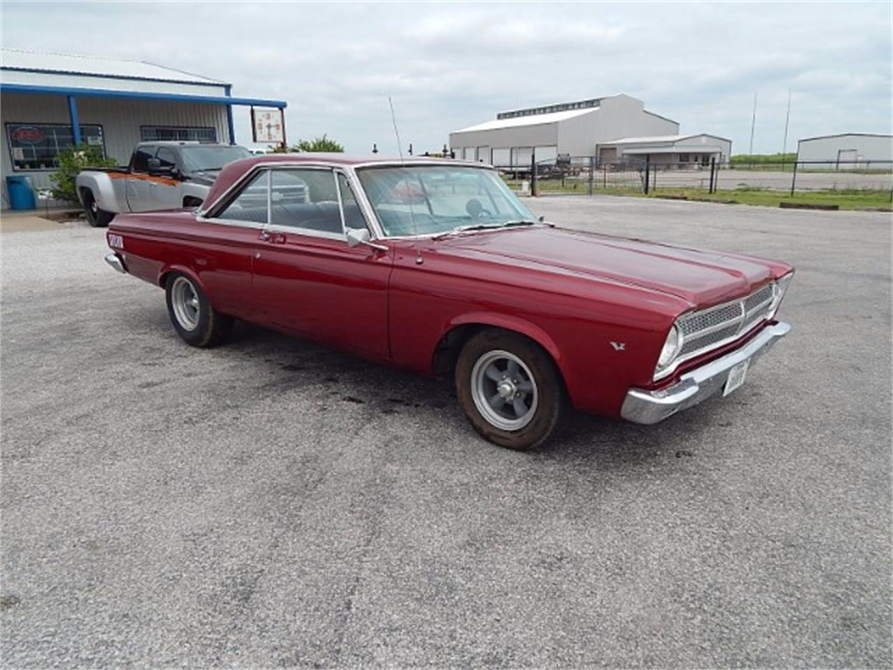 Large Picture of 1965 Plymouth Satellite located in Texas Offered by Lone Star Muscle Cars - L8JB