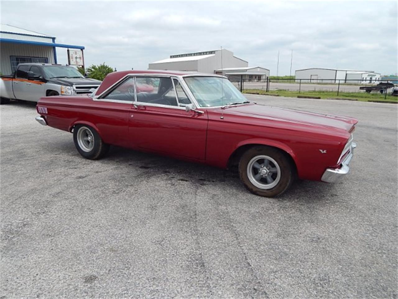 Large Picture of '65 Plymouth Satellite located in Texas Offered by Lone Star Muscle Cars - L8JB