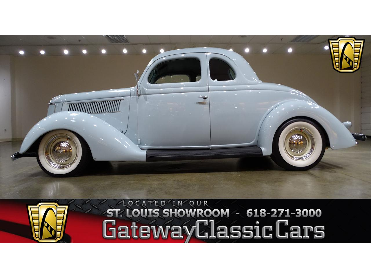 Large Picture of '36 Ford 5-Window Coupe located in Illinois - LED7