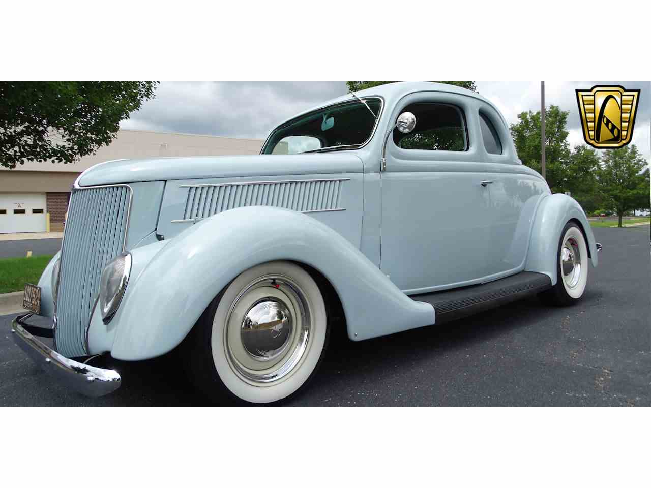 Large Picture of '36 5-Window Coupe - LED7