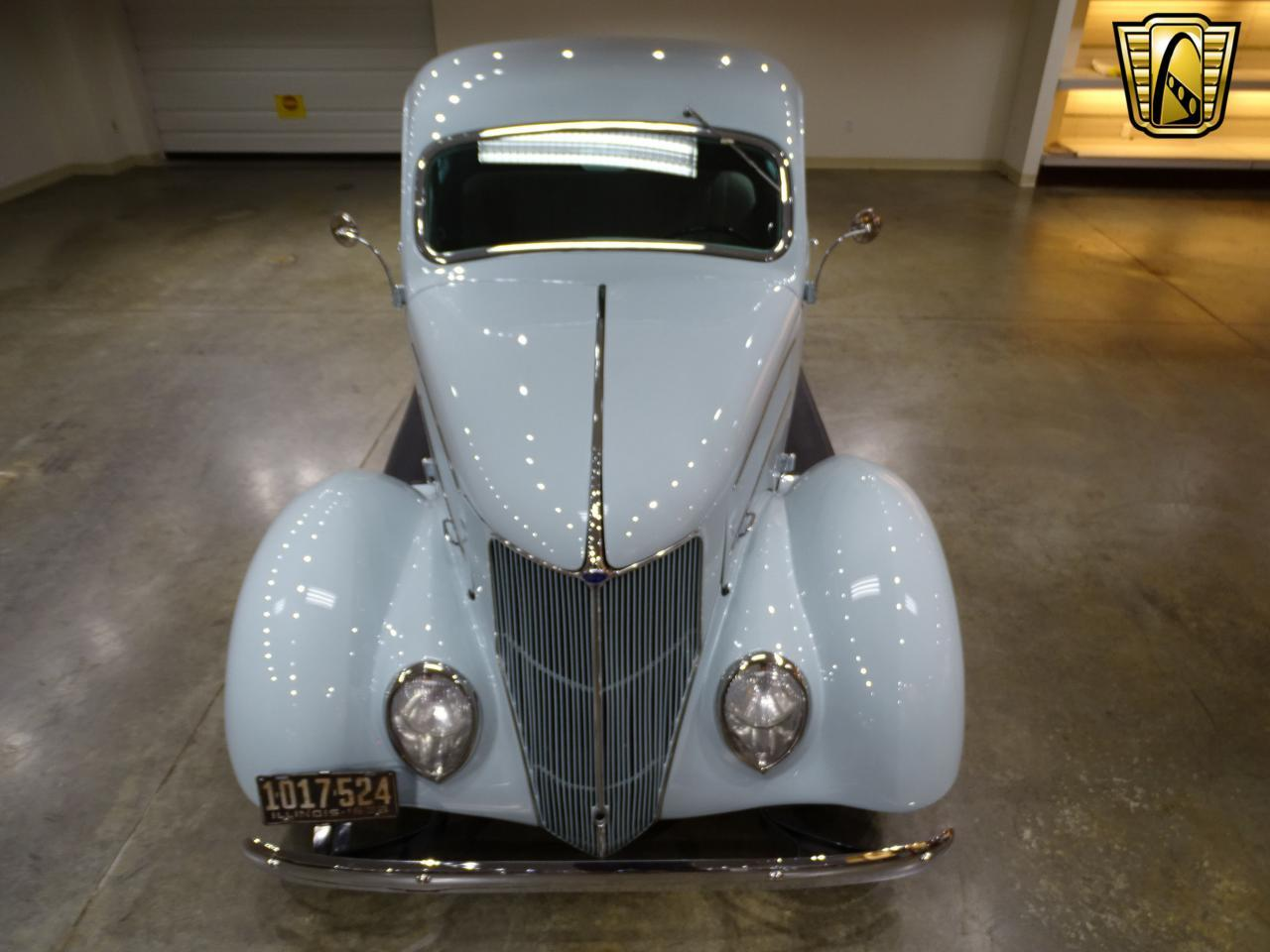 Large Picture of Classic '36 5-Window Coupe - LED7