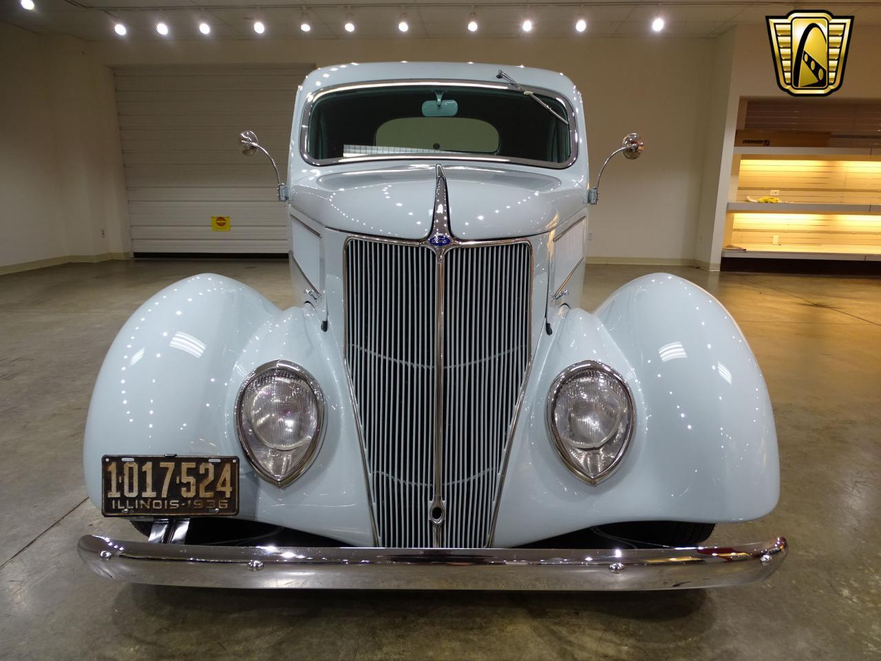 Large Picture of Classic '36 Ford 5-Window Coupe located in O'Fallon Illinois Offered by Gateway Classic Cars - St. Louis - LED7