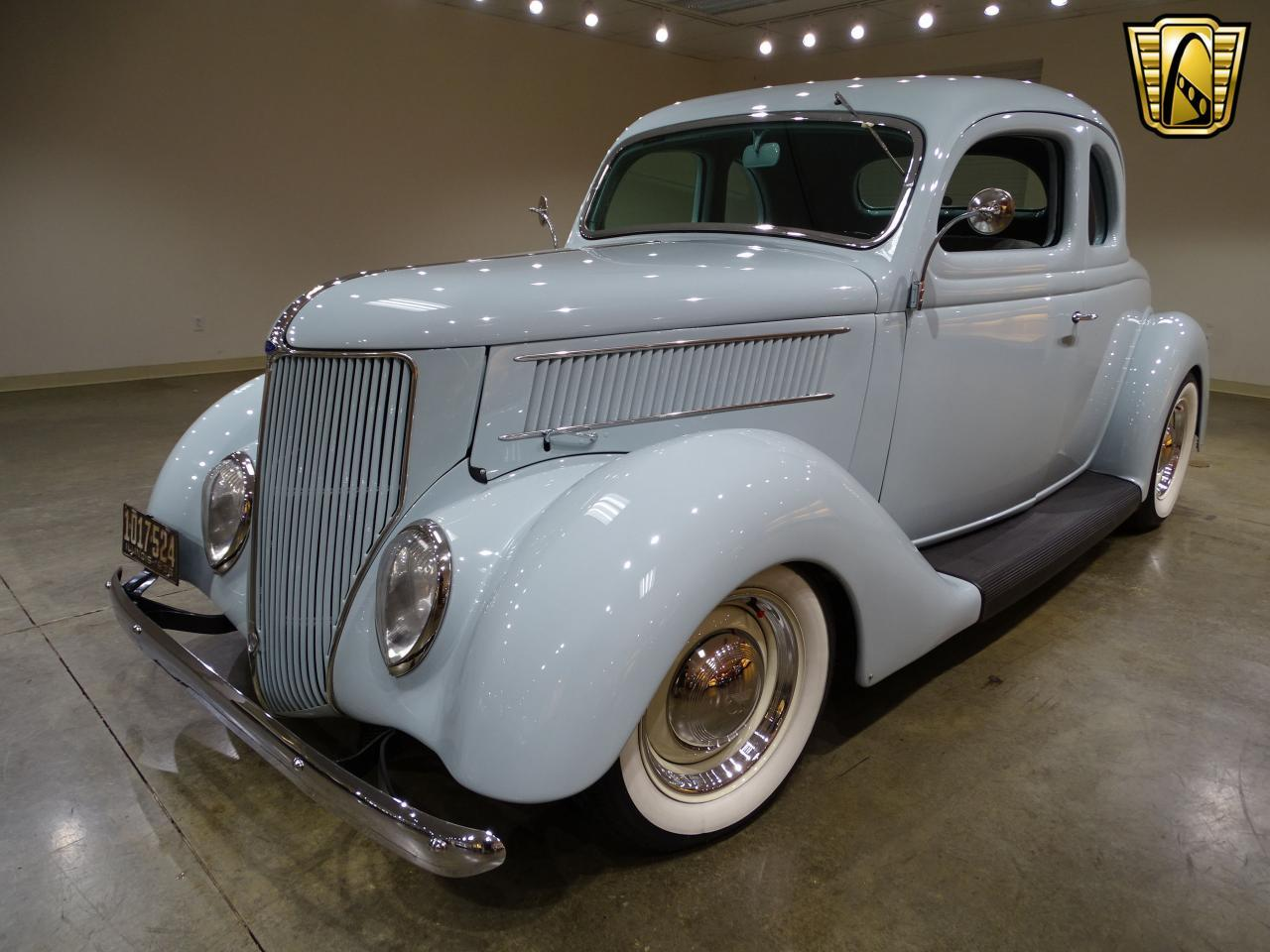 Large Picture of Classic '36 Ford 5-Window Coupe located in Illinois Offered by Gateway Classic Cars - St. Louis - LED7