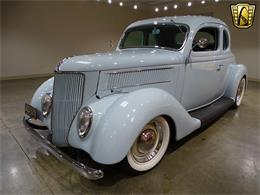 Picture of 1936 5-Window Coupe located in Illinois Offered by Gateway Classic Cars - St. Louis - LED7