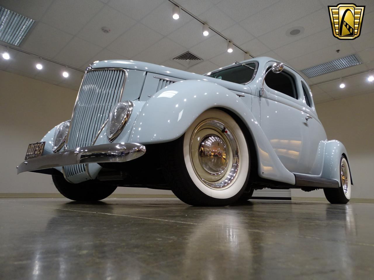 Large Picture of 1936 5-Window Coupe located in Illinois Offered by Gateway Classic Cars - St. Louis - LED7