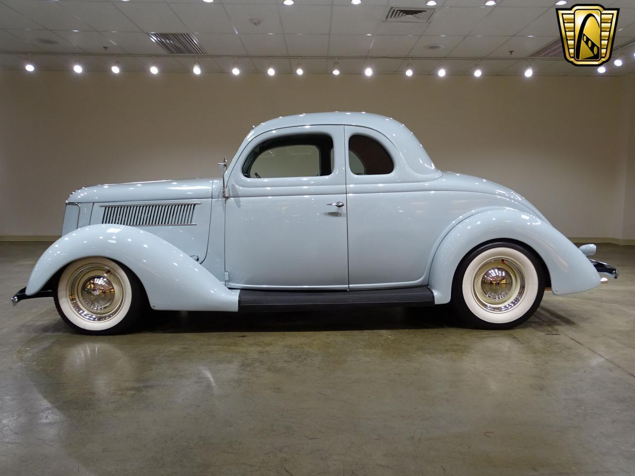 Large Picture of 1936 5-Window Coupe Offered by Gateway Classic Cars - St. Louis - LED7
