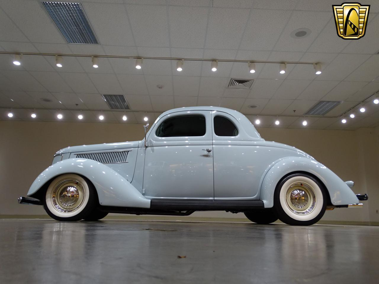 Large Picture of Classic 1936 Ford 5-Window Coupe located in Illinois - $57,000.00 Offered by Gateway Classic Cars - St. Louis - LED7