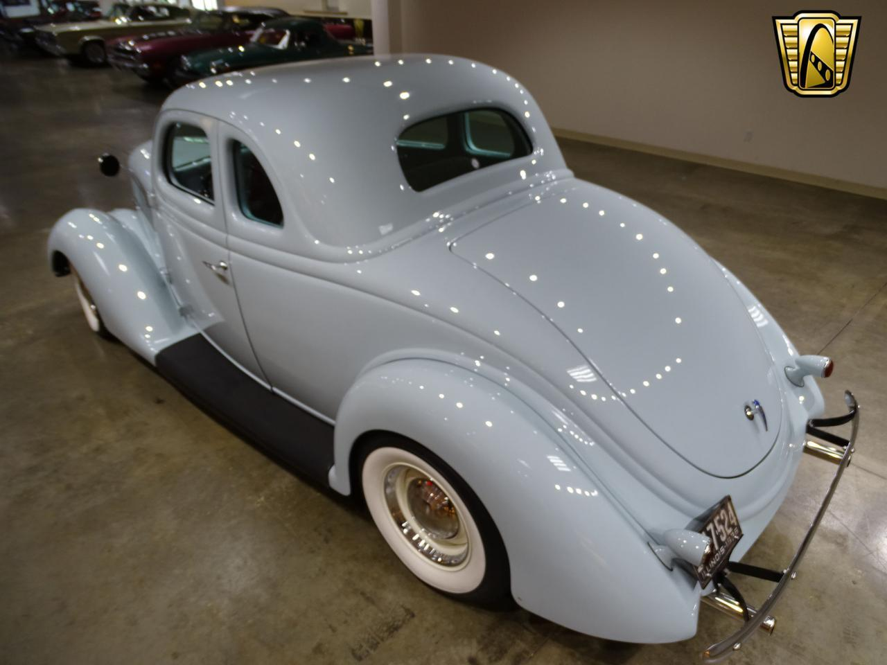 Large Picture of '36 Ford 5-Window Coupe - $57,000.00 - LED7