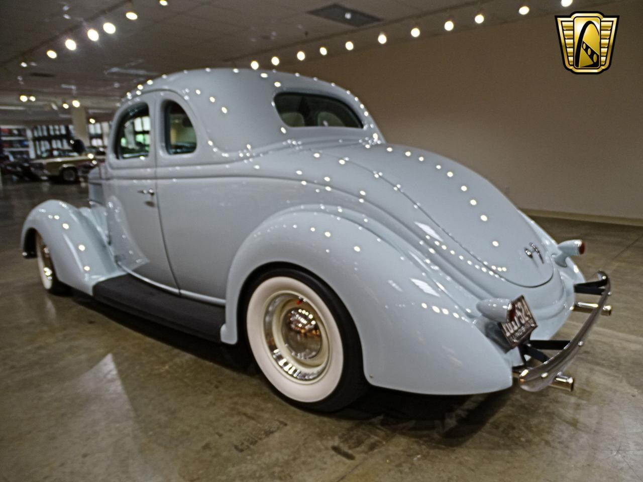 Large Picture of 1936 Ford 5-Window Coupe located in Illinois Offered by Gateway Classic Cars - St. Louis - LED7