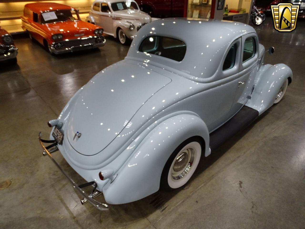 Large Picture of 1936 5-Window Coupe - LED7