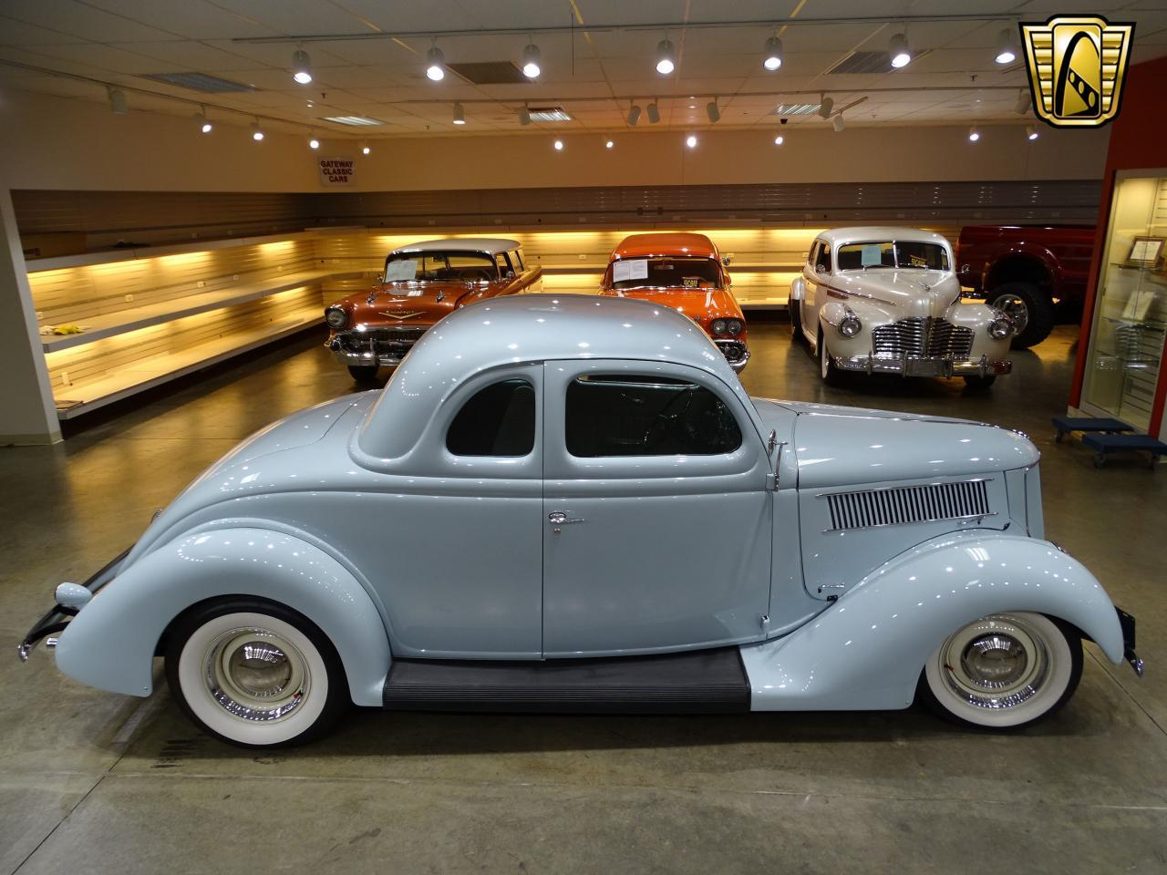 Large Picture of 1936 5-Window Coupe located in O'Fallon Illinois Offered by Gateway Classic Cars - St. Louis - LED7