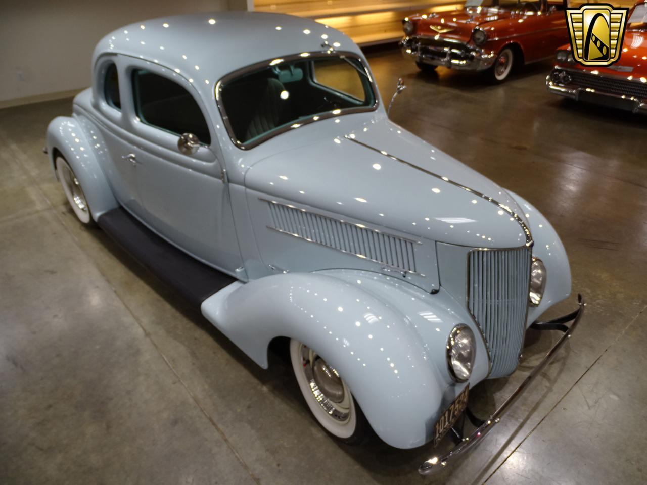 Large Picture of 1936 Ford 5-Window Coupe - $57,000.00 Offered by Gateway Classic Cars - St. Louis - LED7