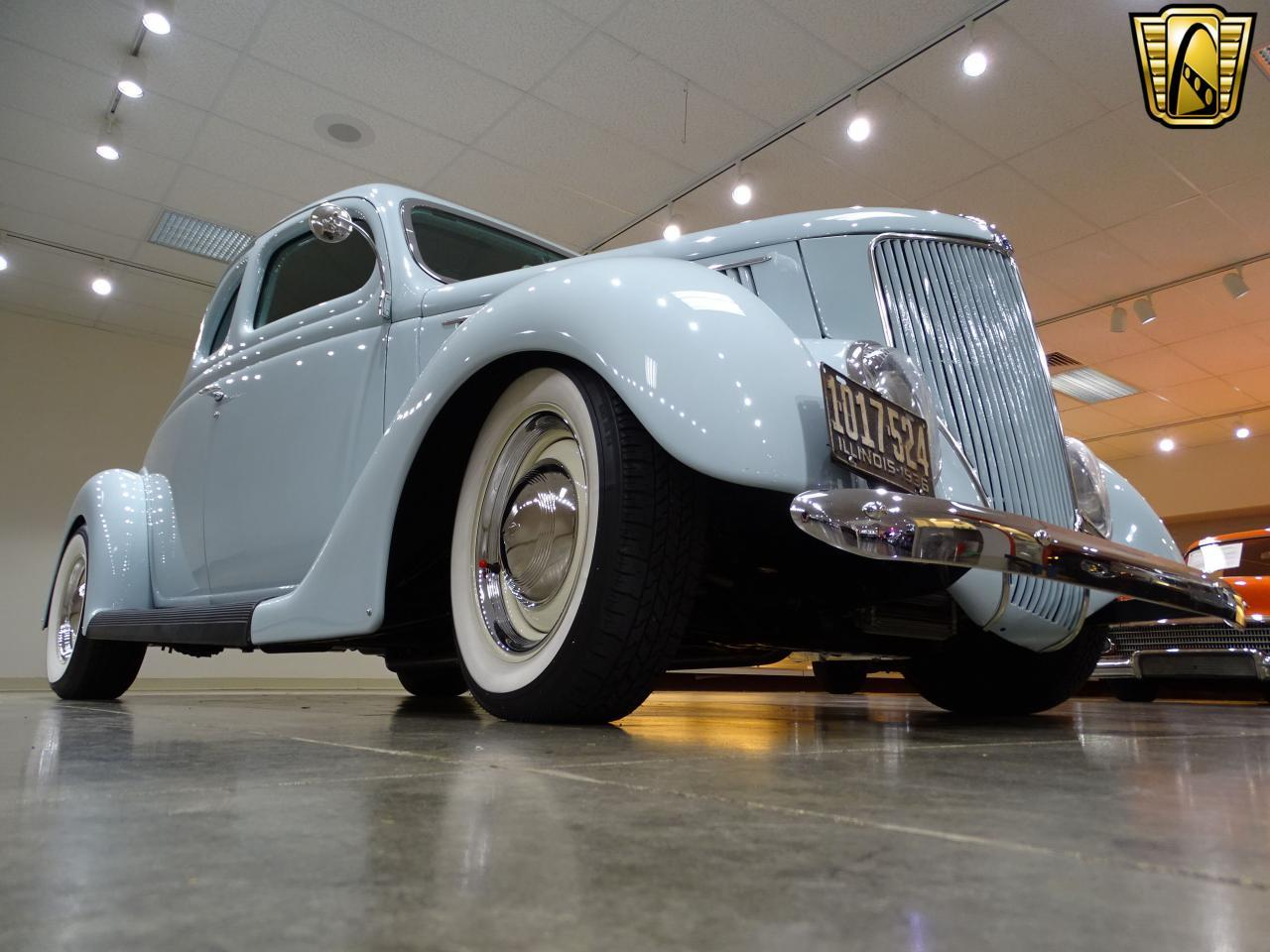 Large Picture of Classic '36 Ford 5-Window Coupe located in O'Fallon Illinois - $57,000.00 Offered by Gateway Classic Cars - St. Louis - LED7