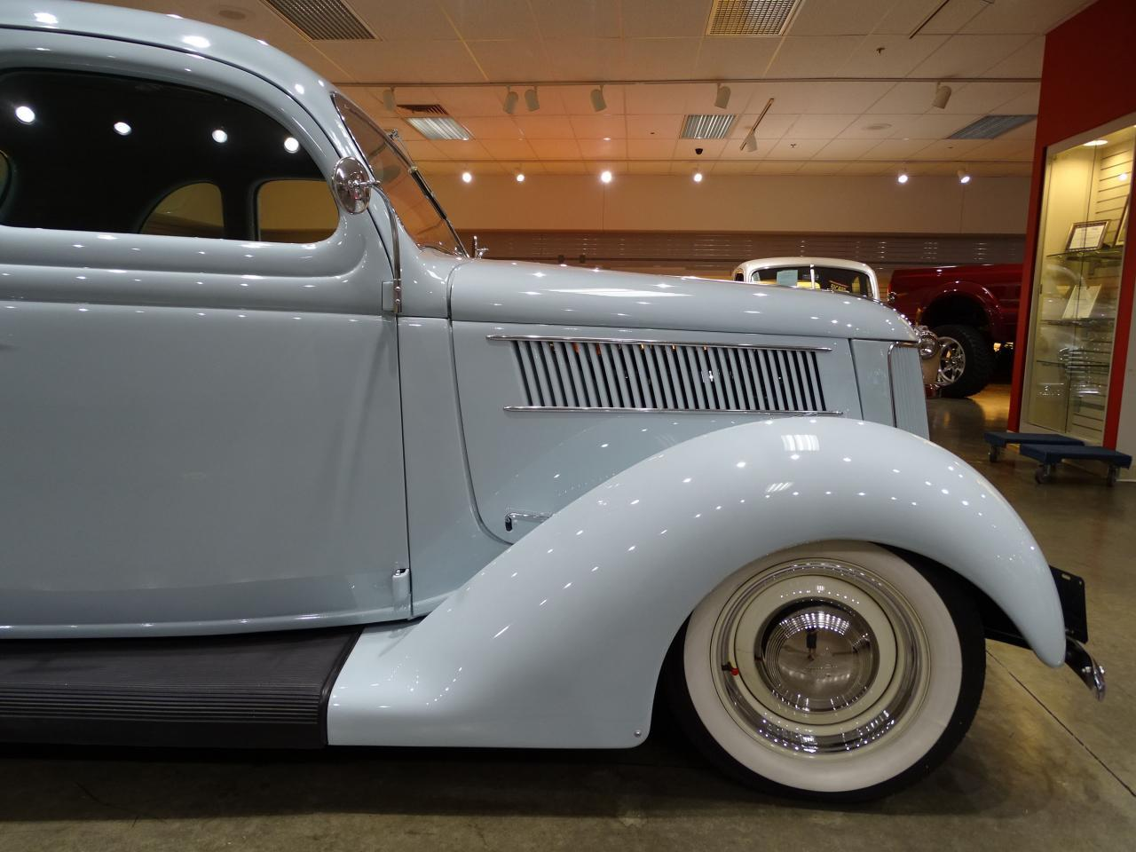 Large Picture of '36 5-Window Coupe Offered by Gateway Classic Cars - St. Louis - LED7
