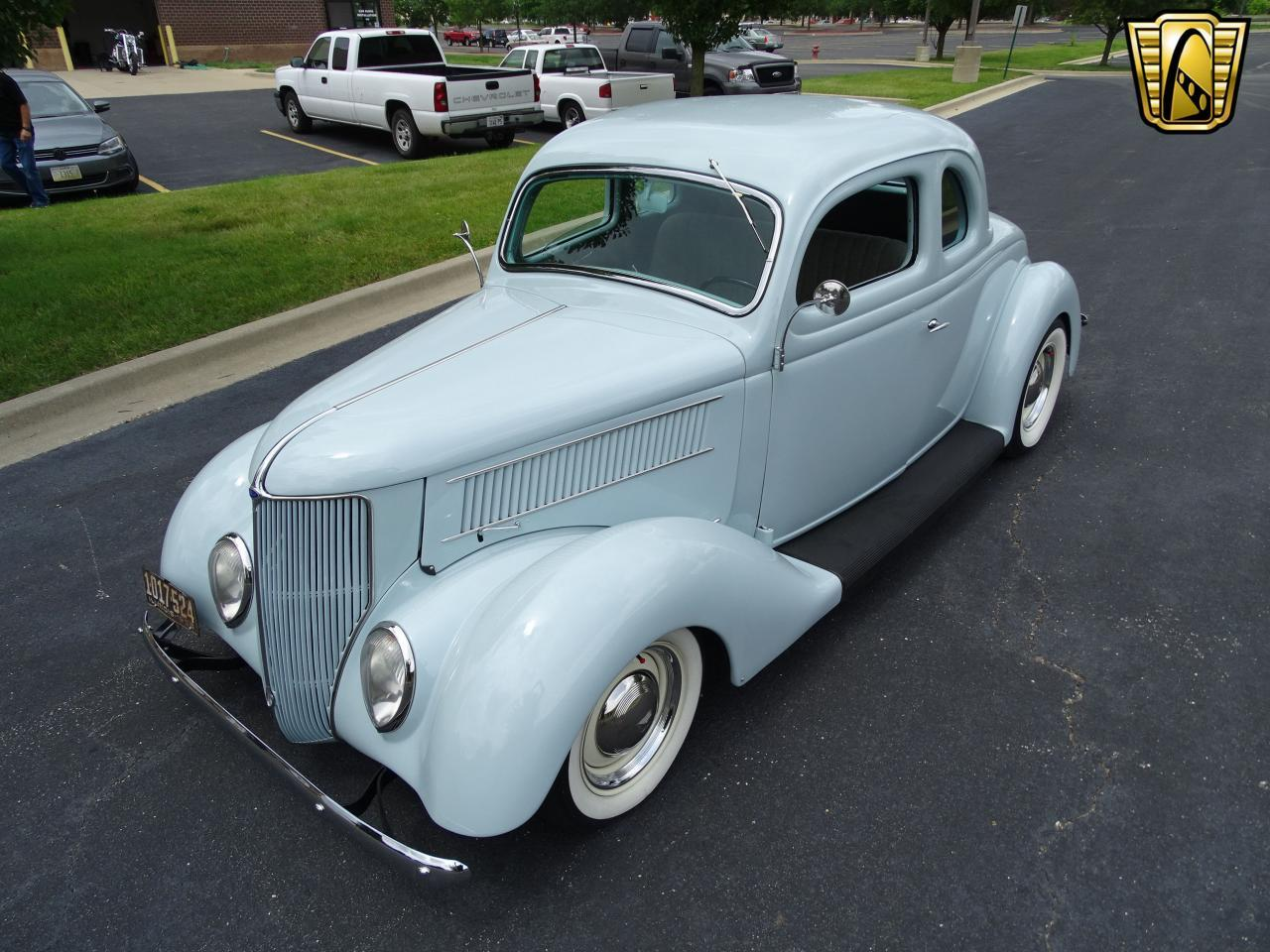 Large Picture of 1936 5-Window Coupe located in O'Fallon Illinois - LED7