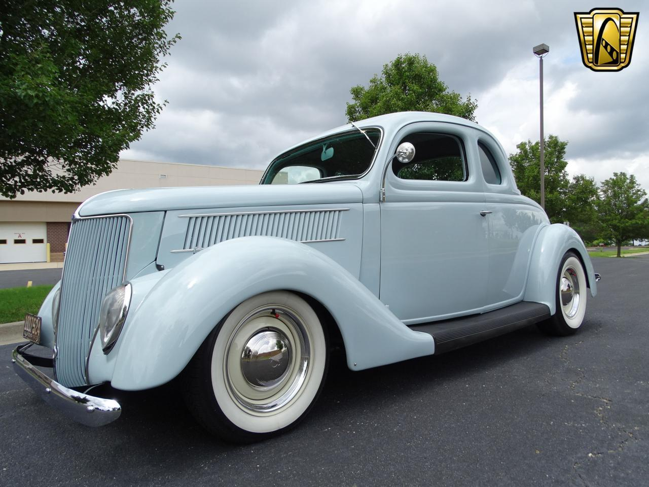 Large Picture of Classic 1936 Ford 5-Window Coupe Offered by Gateway Classic Cars - St. Louis - LED7