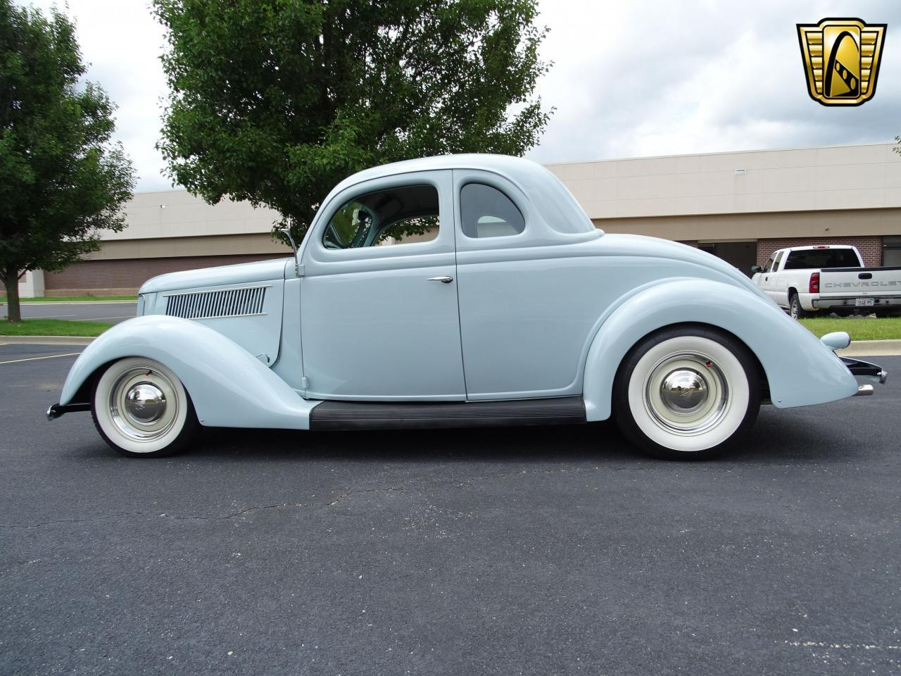 Large Picture of Classic '36 5-Window Coupe located in Illinois - $57,000.00 Offered by Gateway Classic Cars - St. Louis - LED7