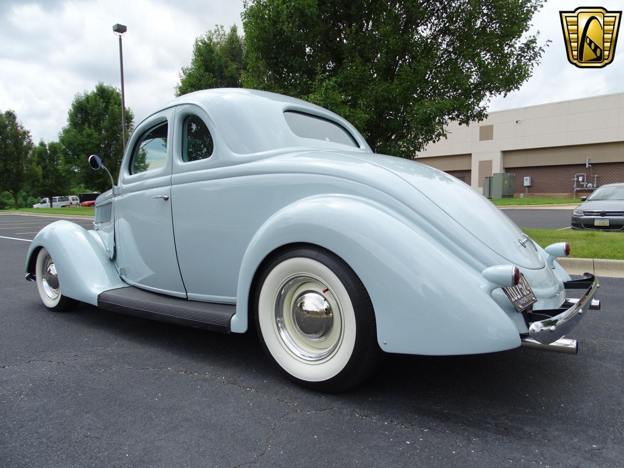 Large Picture of '36 Ford 5-Window Coupe - $57,000.00 Offered by Gateway Classic Cars - St. Louis - LED7
