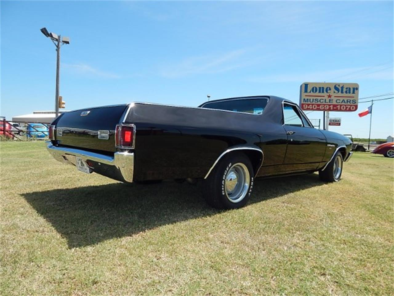 Large Picture of '72 El Camino - L8JC