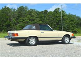 Picture of '80 Mercedes-Benz 450SL - $15,500.00 Offered by Leaded Gas Classics - LEDI