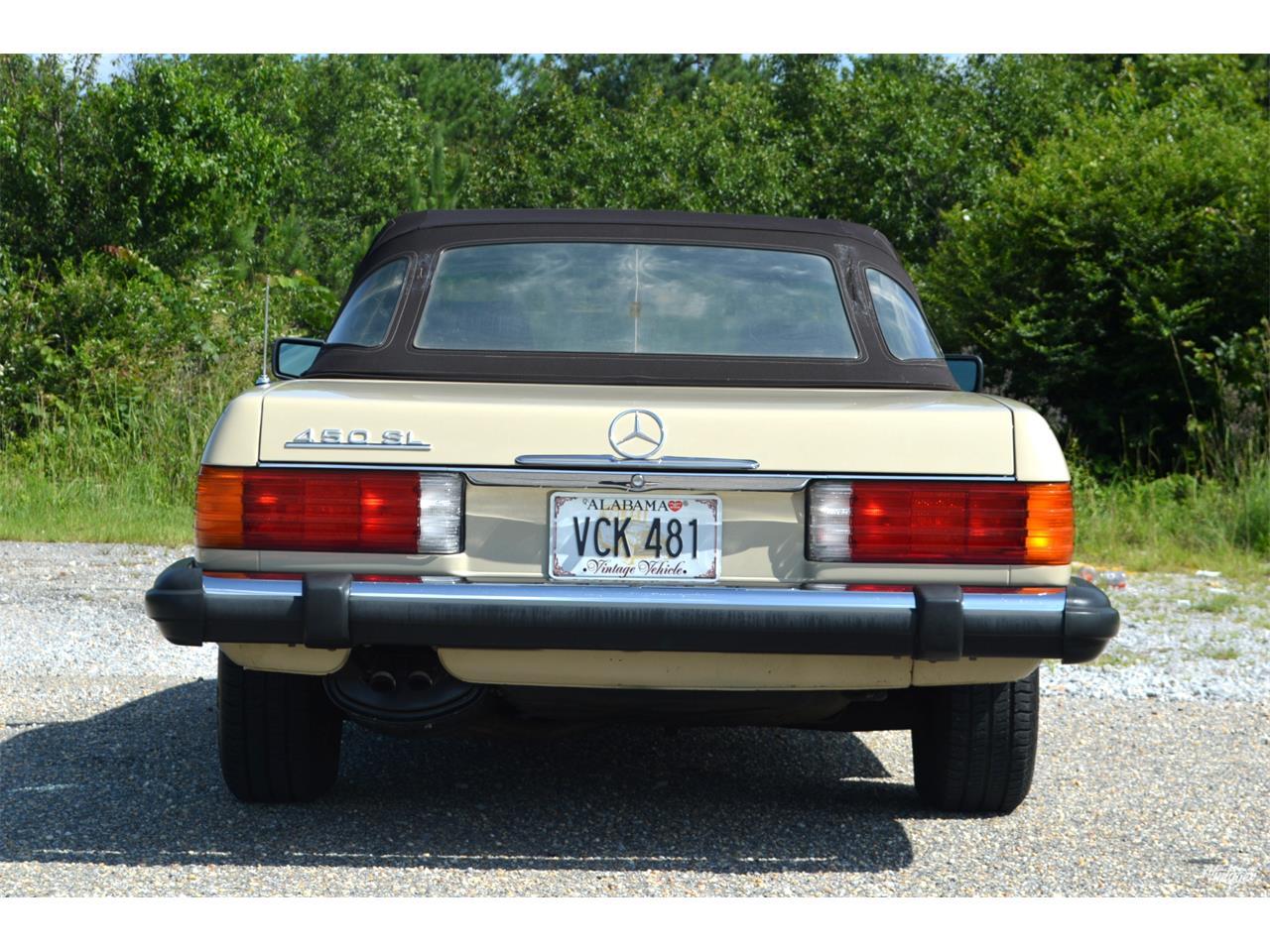 Large Picture of '80 Mercedes-Benz 450SL located in Alabama - LEDI