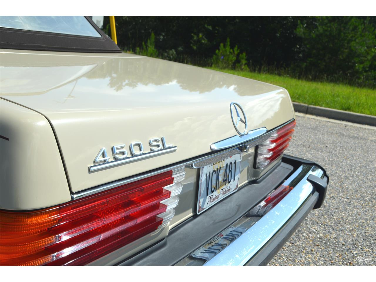 Large Picture of 1980 450SL - $15,500.00 Offered by Leaded Gas Classics - LEDI