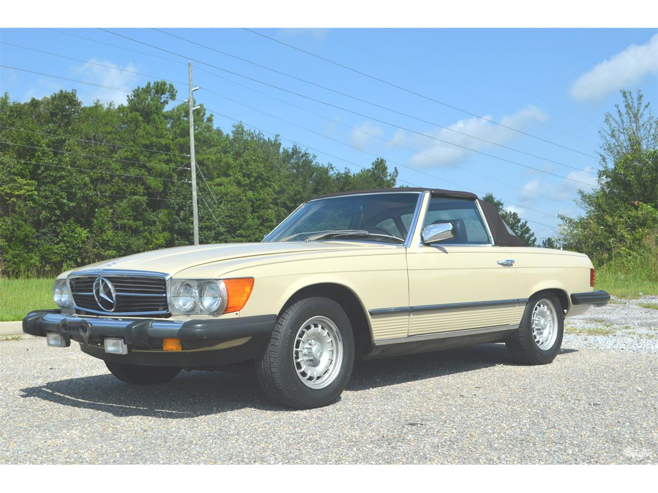 Large Picture of '80 450SL located in Alabaster Alabama Offered by Leaded Gas Classics - LEDI