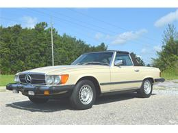 Picture of 1980 Mercedes-Benz 450SL - LEDI