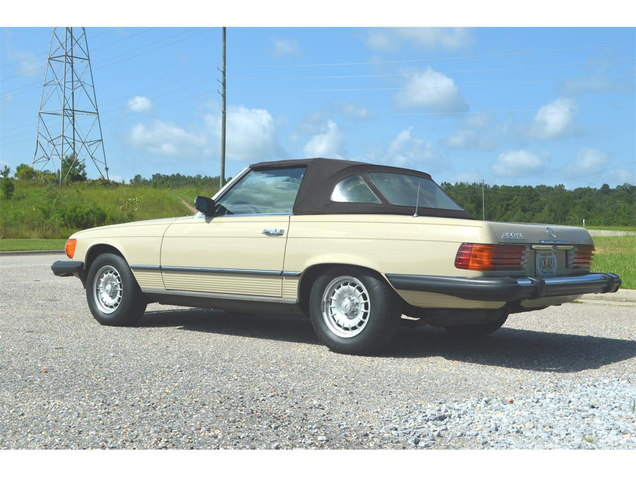 Large Picture of '80 Mercedes-Benz 450SL Offered by Leaded Gas Classics - LEDI