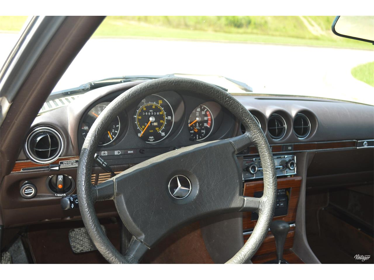 Large Picture of '80 Mercedes-Benz 450SL located in Alabaster Alabama Offered by Leaded Gas Classics - LEDI