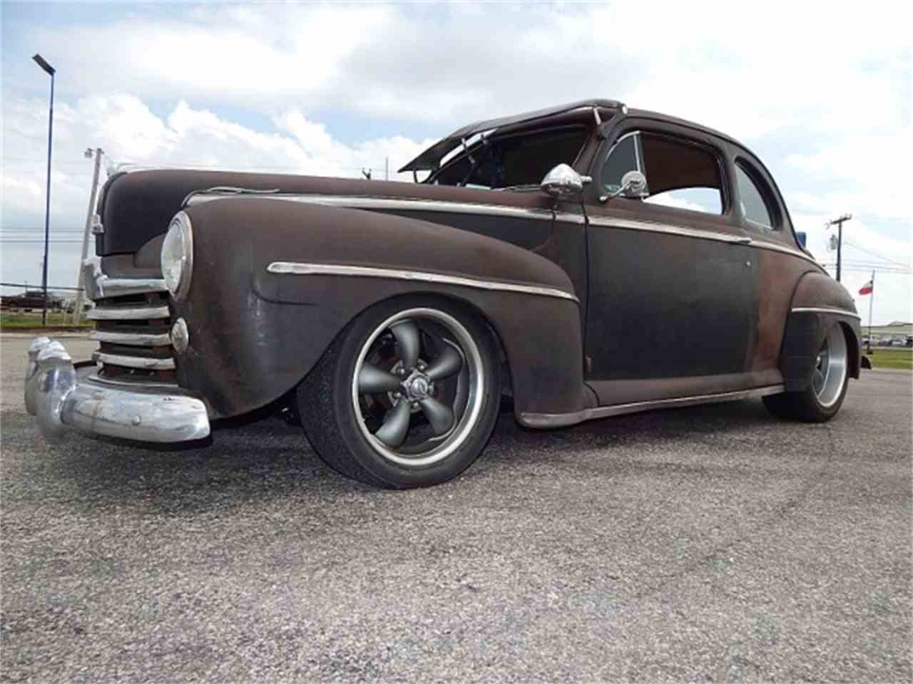 Large Picture of Classic 1948 Ford Deluxe located in Texas - $46,900.00 Offered by Lone Star Muscle Cars - L8JI