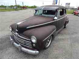 Picture of Classic '48 Ford Deluxe located in Texas Offered by Lone Star Muscle Cars - L8JI