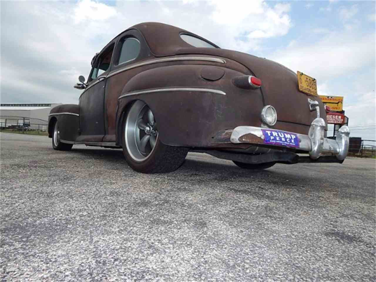 Large Picture of '48 Ford Deluxe located in Wichita Falls Texas - $46,900.00 Offered by Lone Star Muscle Cars - L8JI